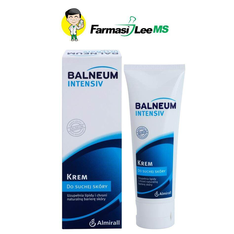 Balneum Intensiv Cream 50g (exp 12/2019) By Farmasi Lee Ms.