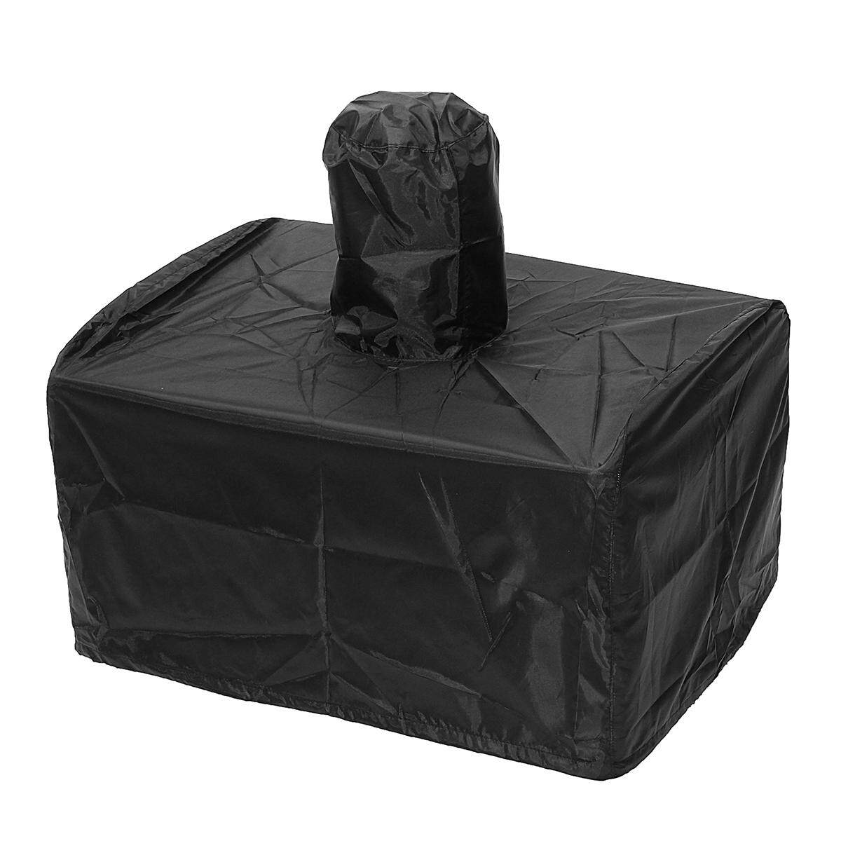 Outdoor Pizza Oven Rain Cover Charcoal Fired Bread Oven Smoker BBQ Cover 58 x 45 x 168cm