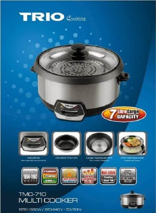 Trio Multi Cooker 7.0l TMC-710