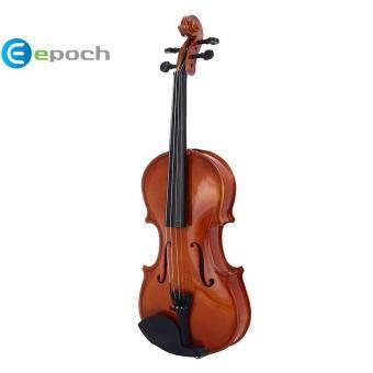 การส่งเสริม Epoch Beginner Violin Practical Bright Red Decoration Resin ซื้อที่ไหน - มีเพียง ฿576.00