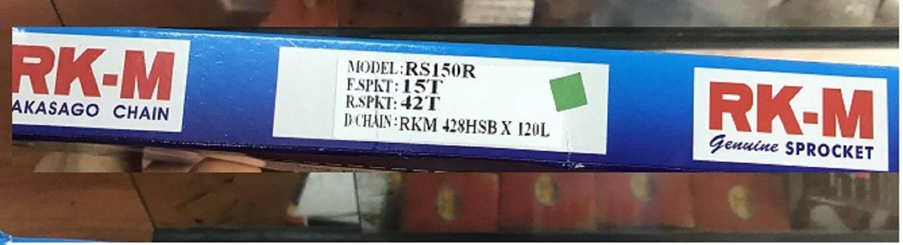 SPROCKET FRONT LC135 428HT X 14T RKM