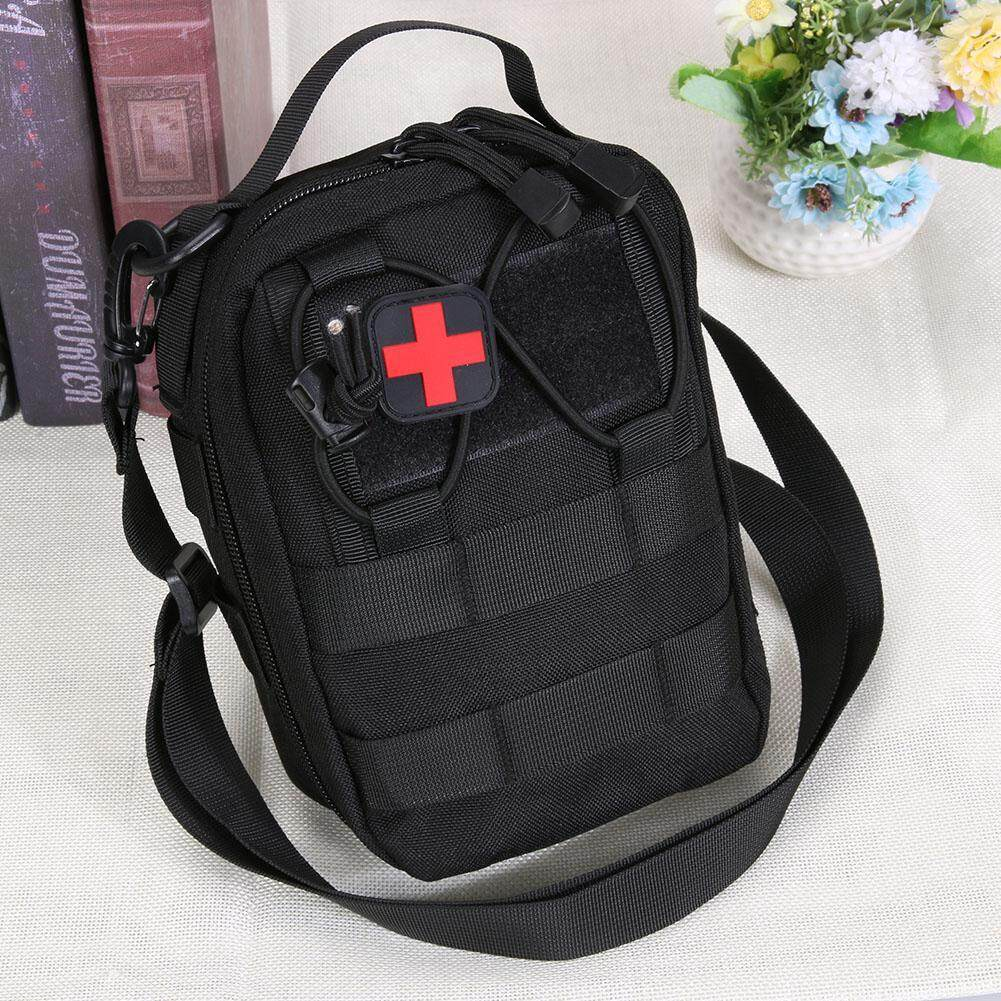 Waterproof Outdoor Molle Emt First Aid Survival Kit Bag Belt Edc Pouch -Intl By Joyonline.