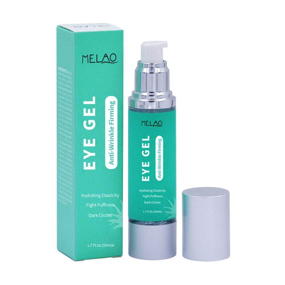 Aolvo Eye Cream Anti Aging Moisturizer Reduces The Appearance of Puffiness Wrinkles Eye Gel For Day and Night,50g