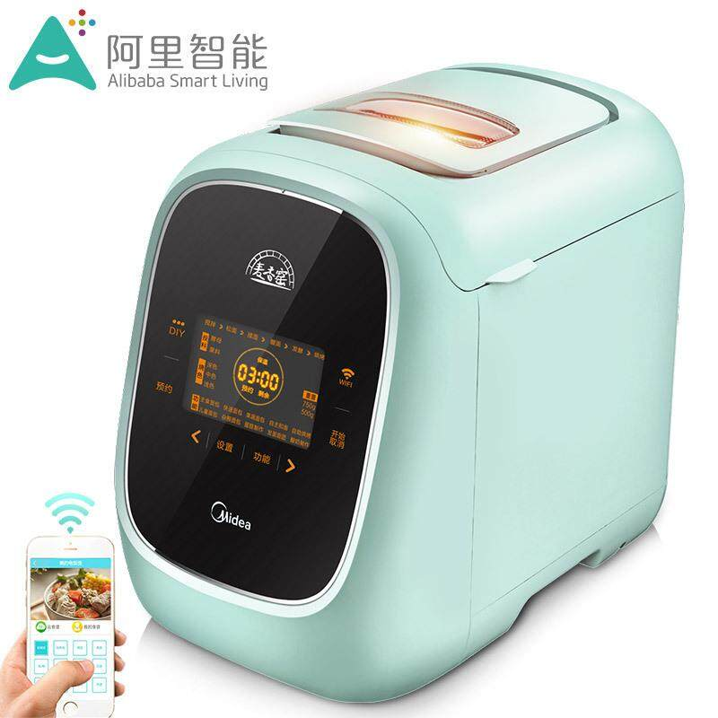 Shi Bel Midea/ Beauty Mmwifi Smart Home Automatic Double Sprinkled Bread Machine By Shi Bel.
