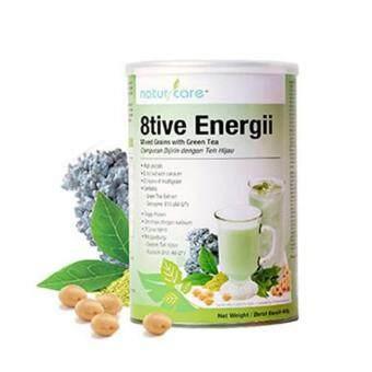 NatureCare 8tive Energii 450gX1 - 23 Multigrain Protein with Omega 3 and Algae Calcium