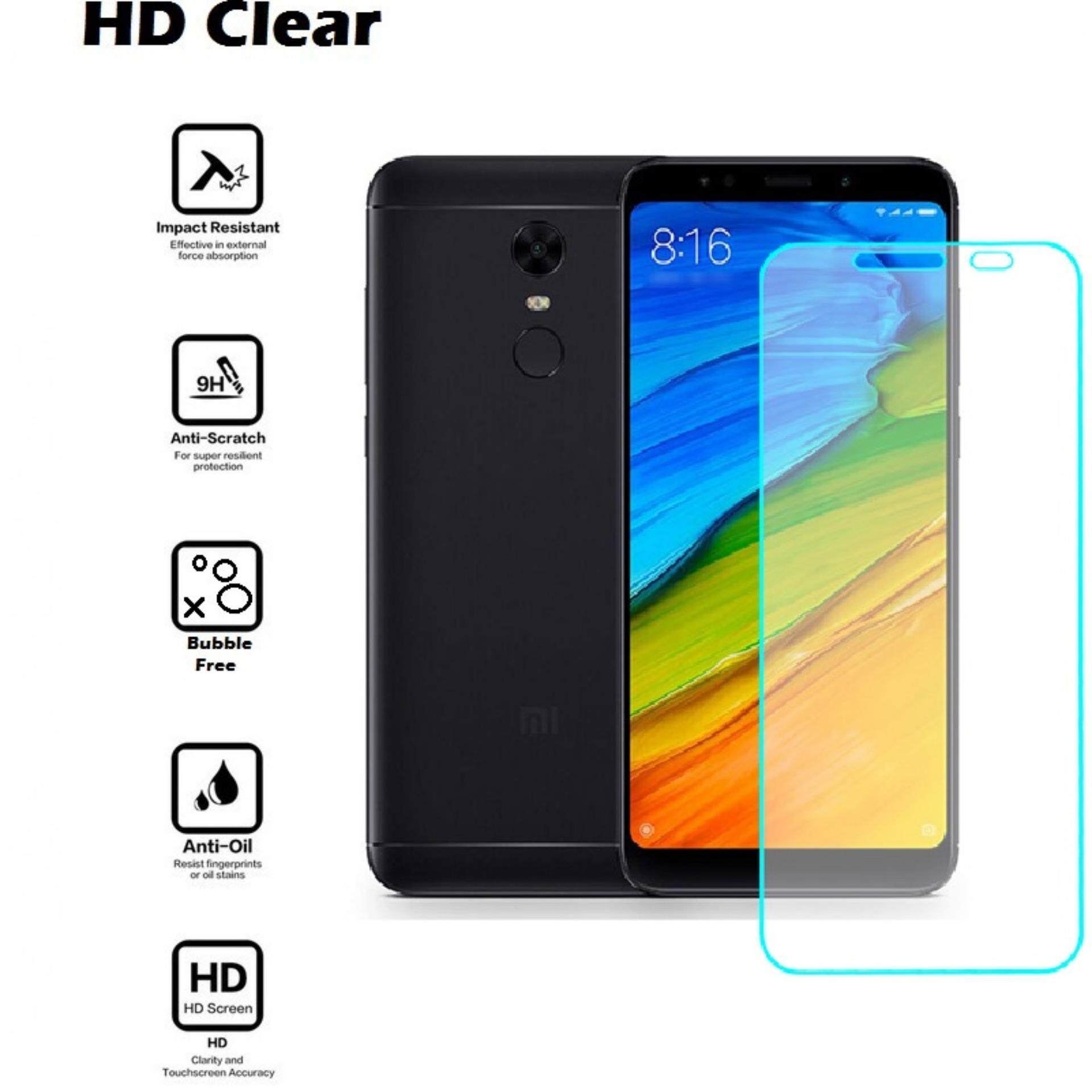 Features Xiaomi Redmi Note 4x Clear Hd Tempered Glass Screen Smile Redmi4x 5 Plus Protector