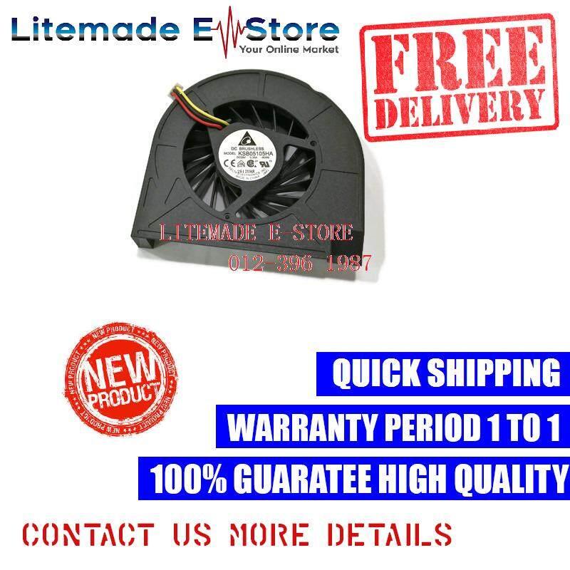 Replacement HP CQ50/CQ60/CQ70 (MCF-W11BM05)(INTEL ONLY) Internal Fan