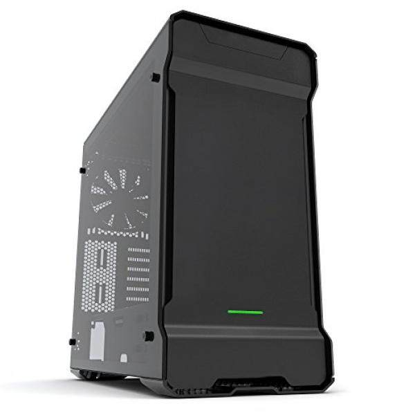 [From.USA]Phanteks Enthoo Evolv ATX Computer Case - Tempered Glass Edition, Satin Black PH-ES515ETG_BK B01F0KWL6A Malaysia