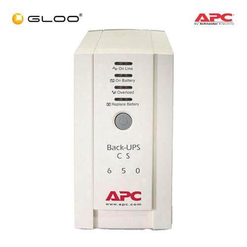 APC BACK-UPS CS 650VA 230V ASEAN BK650-AS - Beige