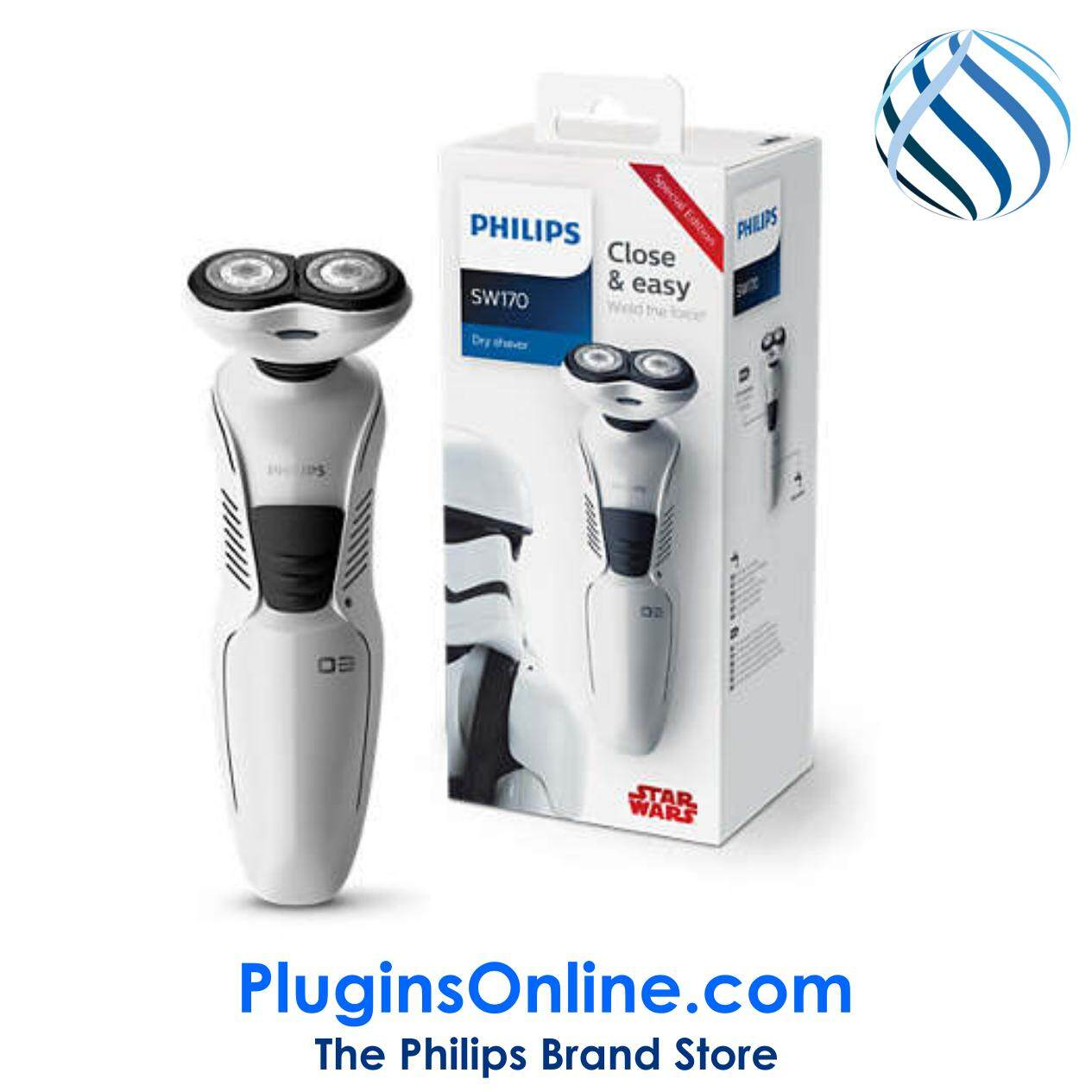 Philips SW170/04 Star Wars Special Edition Shaver (SW170)