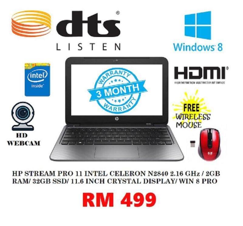HP stream 11 Malaysia