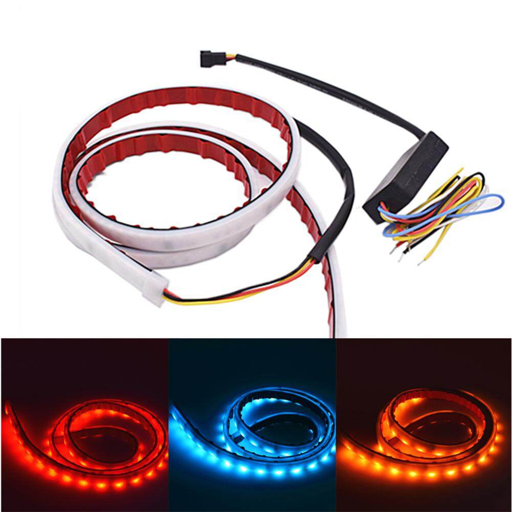Car Security Accessories For Sale Safety Tools Online Brands Automobile Turn Signal Circuit Led Three Color Tail Lamp Flow Strip Signals Rear Light