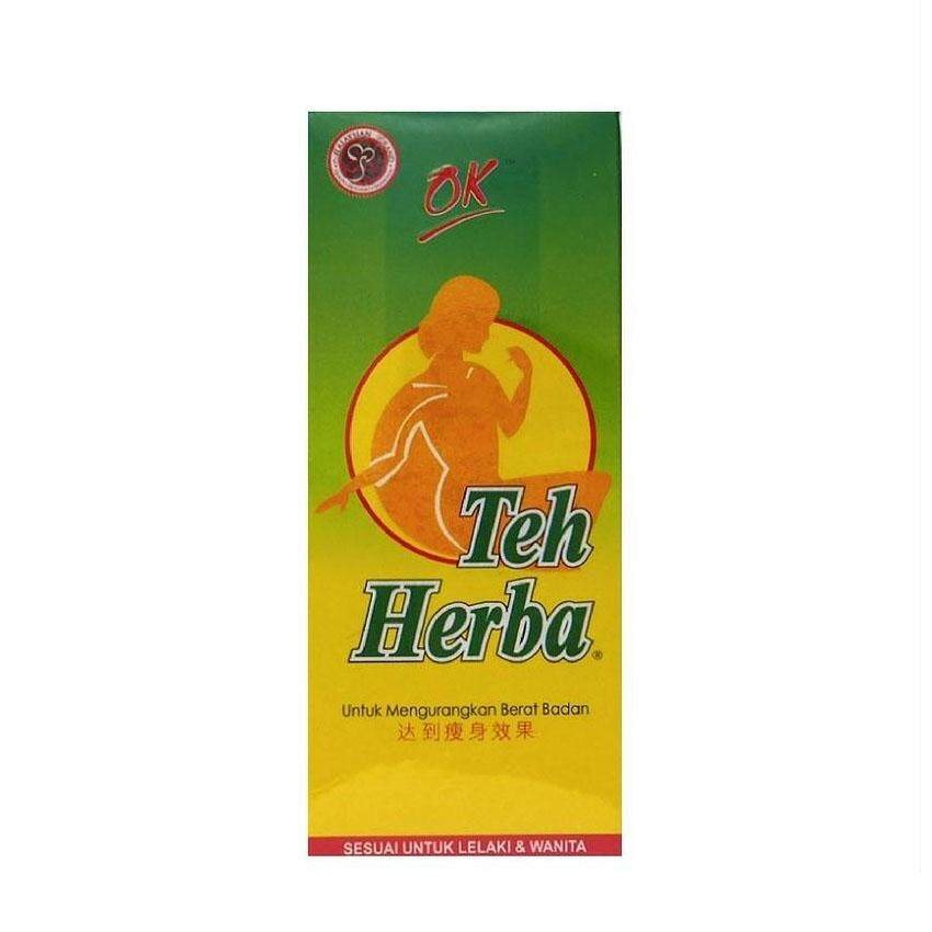 ORANG KAMPUNG TEH HERBA HERBAL TEA 25s x 2BOX (FOR DETOX & SLIMMING)