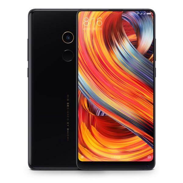 ยี่ห้อไหนดี  น่าน Xiaomi Mi MIX 2 5.99 นิ้ว 6 กิกะไบต์ RAM 64 กิกะไบต์ ROM Snapdragon 835 สมาร์ทโฟน OCTA Core Black EU Plug