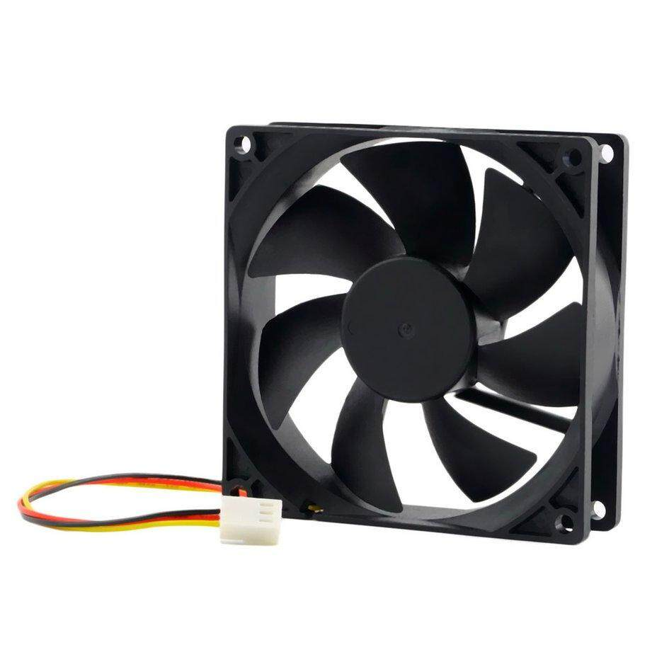 Buy Sell Cheapest Oh Kipas Pendingin Best Quality Product Deals Dc 8025 O 12 V 3 Tandai 9 Cm 90 X 25 Mm