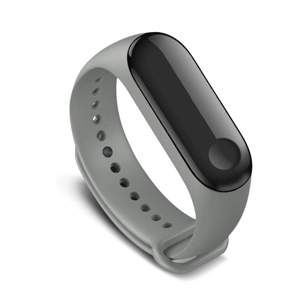 Penggantian 220 Mm Wrist Strap Gelang Jam untuk Xiaomi Mi Band 3 Smart Gelang
