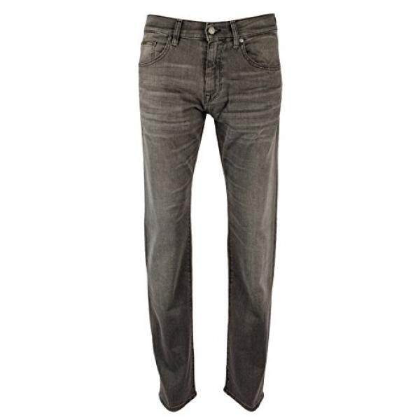 Hugo Boss Mens Green Label Maine Regular Fit Stretch Jeans-G-36Wx32L - intl