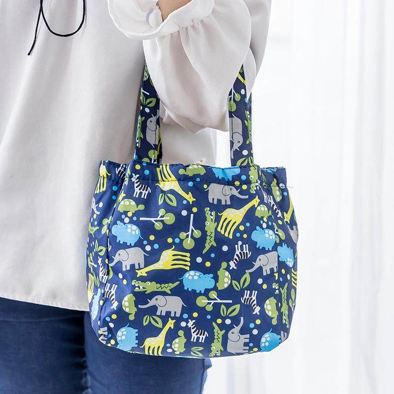 New waterproof, insulation, cold keeping portable bag, waterproof animal story bag, portable