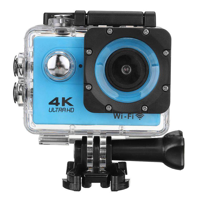 WiFi 4K 1080P HD 2.0'' Screen Action Camera Camcorder Waterproof Simple Edition