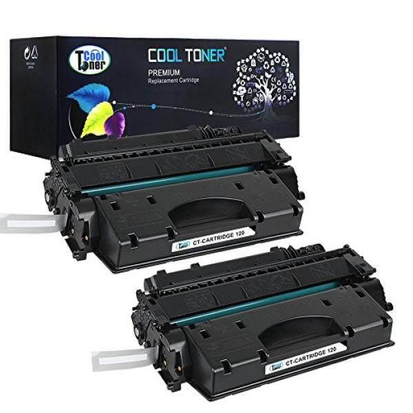 Keren Toner Keren Toner 2 Bungkus CRG 120 Cartridge 120 Toner Kompatibel untuk Canon 120 ImageCLASS D1550 Kartrid Toner Canon ImageCLASS D1550 D1520 d1320 D1120 D1350 D1150 D1170 D1180 D1370 Printer Toner Cartridge-Intl