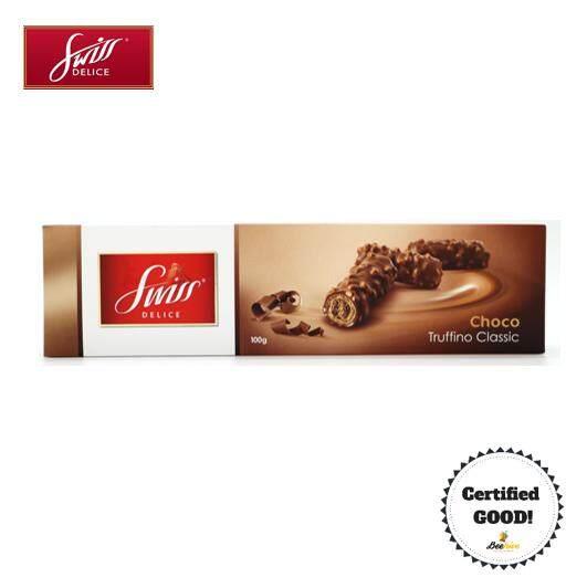 Swiss Delice Choco Truffino Classic Biscuit 100g