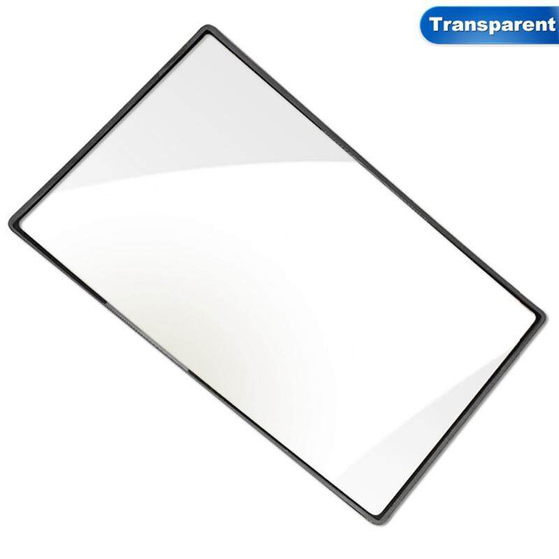 SYS A5 Flat PVC Magnifier Sheet X3 Book Page Magnifying Reading Glass Lens