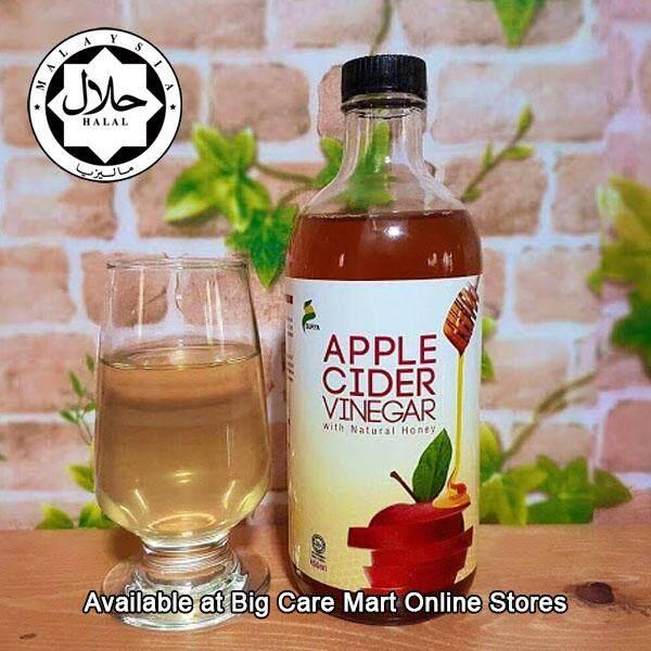 Surya Apple Cider Vinegar with Natural Honey 450ml [Halal]