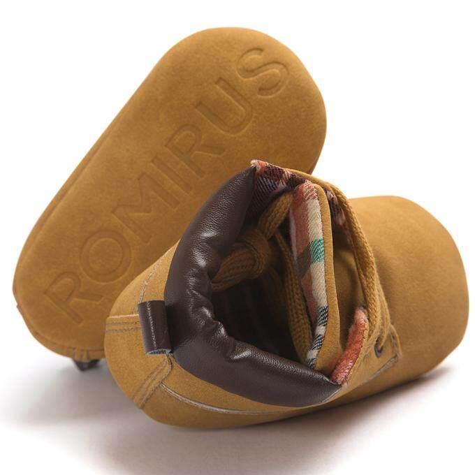 Cocol Max Bayi Romirus Tapak Sepatu Bayi Sepatu Kulit Bayi Laki-Laki Perempuan Sepatu Balita By Cocolmax.