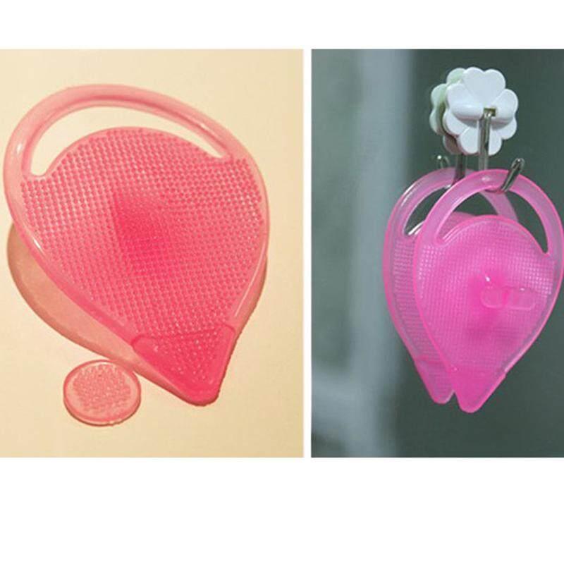 Yunmiao Wajah Hidung Penghilang Komedo Sikat Lembut Wajah Hidung Kuas Pembersih Pembersih Pori Alat Perawatan Kulit Warna Acak - 4