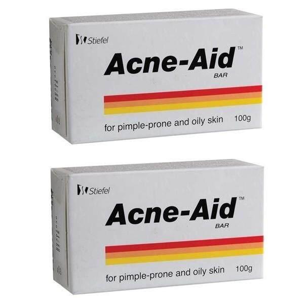 ACNE-AID BAR 100GM X 2BARS