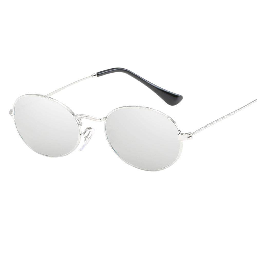 Qimiao Bergaya Wanita Warna Film Lingkaran Reflektif Kacamata Hitam Kacamata  Mengemudi Hadiah Ulang Tahun Model  a92029d4a0