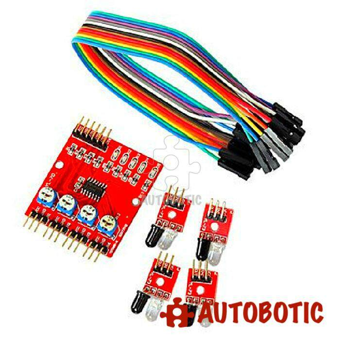 Review Osoyoo Robot Smart Car For Arduino Diy Learning Kit