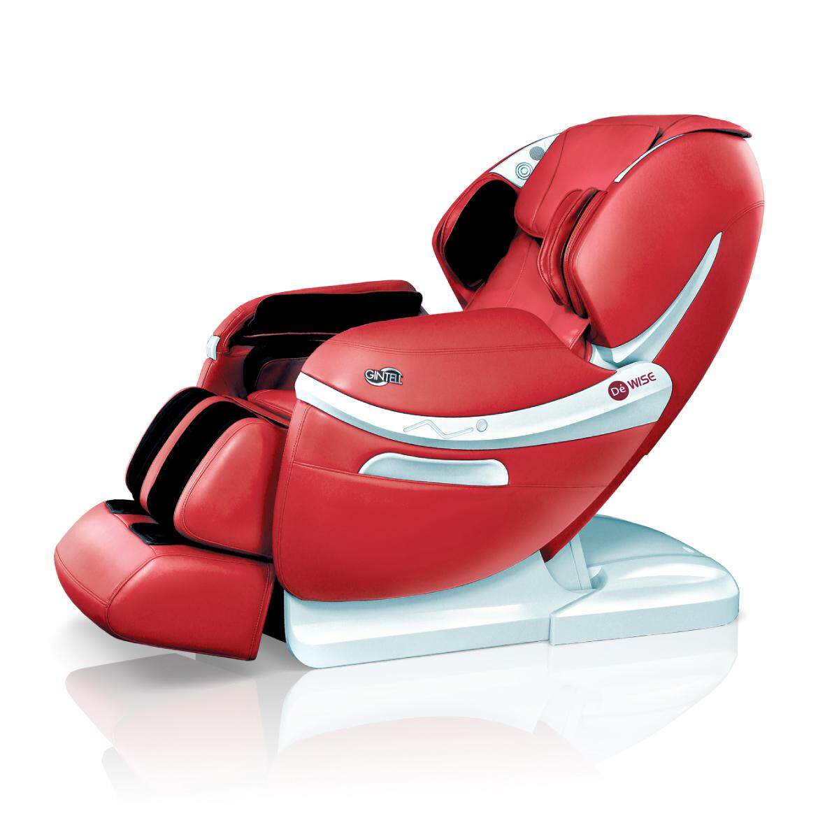 GINTELL DéWise Wisdomatic Massage Chair (Showroom Unit-Rose Red)
