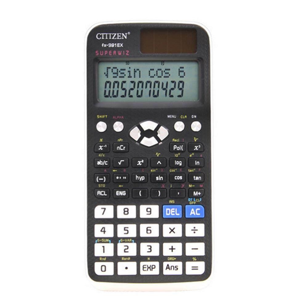 leegoal Scientific Calculators, KDT 2-Line Engineering Calculator Two Way  Power Standard(15 5*8*1cm)