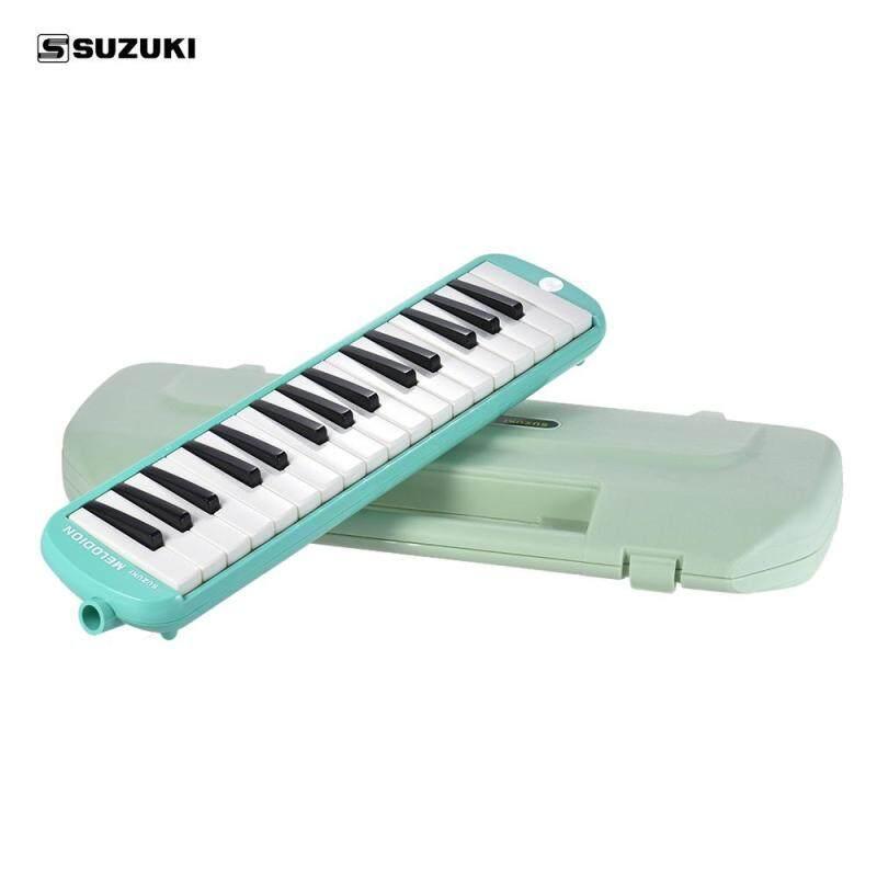 Suzuki MX-32D Kèn Melodion Kèn Melodica Kèn Pianica 32 Phím Đàn Piano Giáo Dục Âm Nhạc Cụ Với Long & Miệng Loe Ngắn Cứng Dành Cho Học Sinh trẻ Em