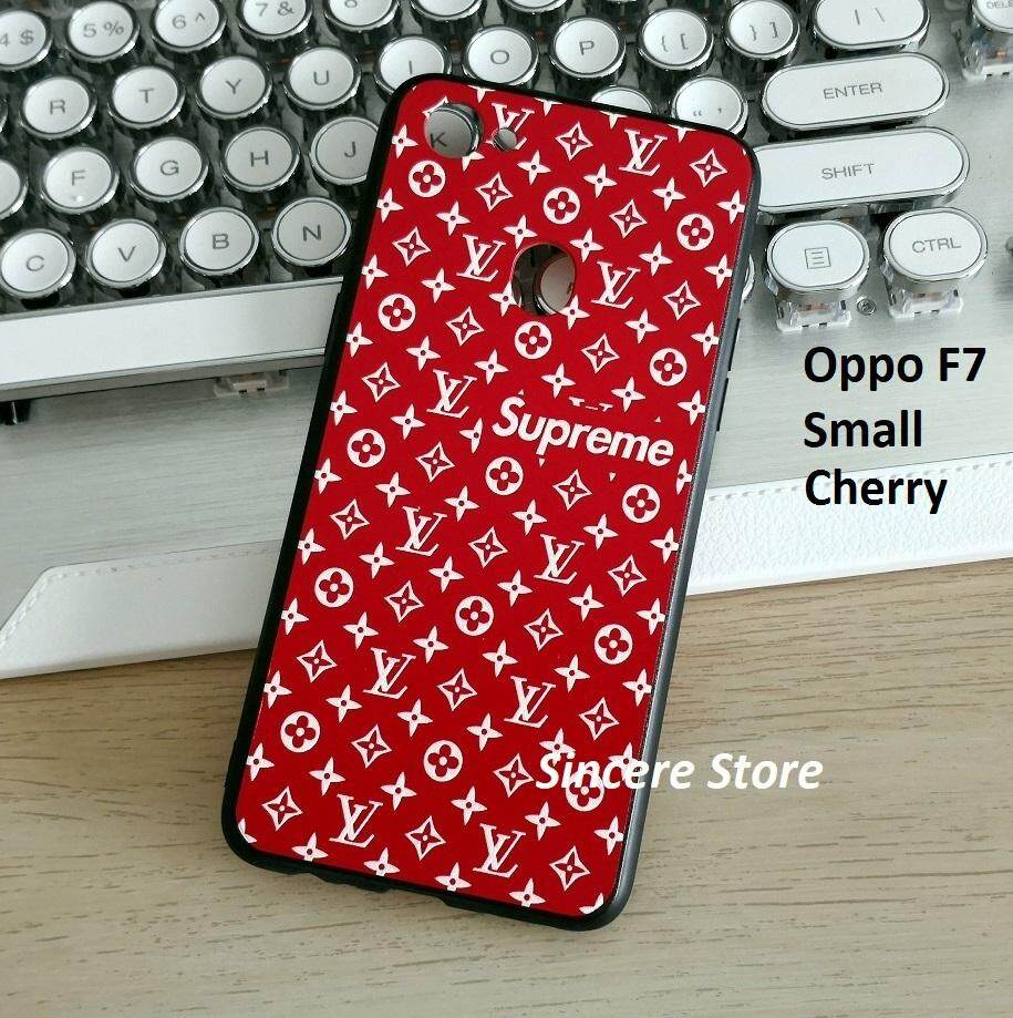 Oppo Mobile Accessories Price In Malaysia Best Lcd Touchscreen R7s Complite Original F7 L V Supreme Case Casing Cover Red Big Cherry Small