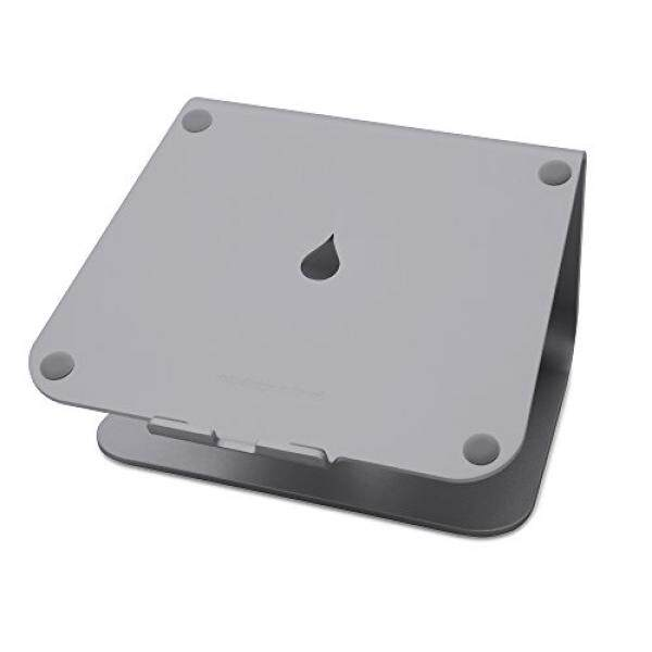 Rain Design mStand Laptop Stand, Space Gray (Patented) - intl