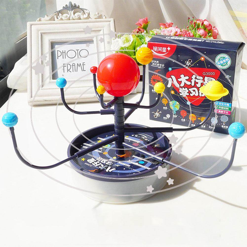 Science Toys For Sale Stem Online Brands Prices Reviews In Snap Circuits Jr 100 Learning Center Educational Planet Redcolourful Children Diy Eight Planets Of Solar System Model Assembling Toy Game Kids