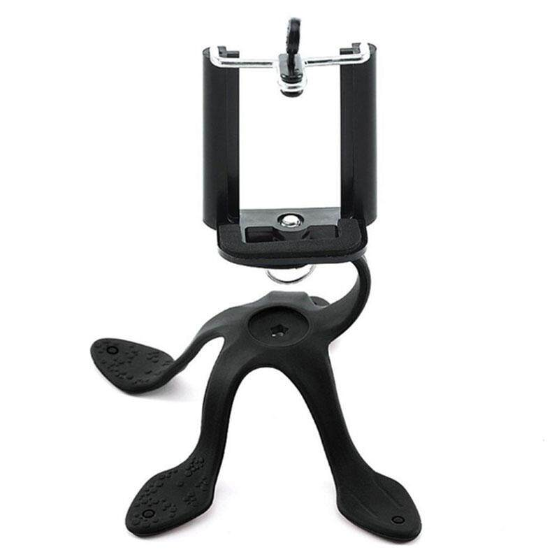 Mini Tripod Portable Stand Support For iPhone 500JCAM Sj4000 Gopro Sports Camera