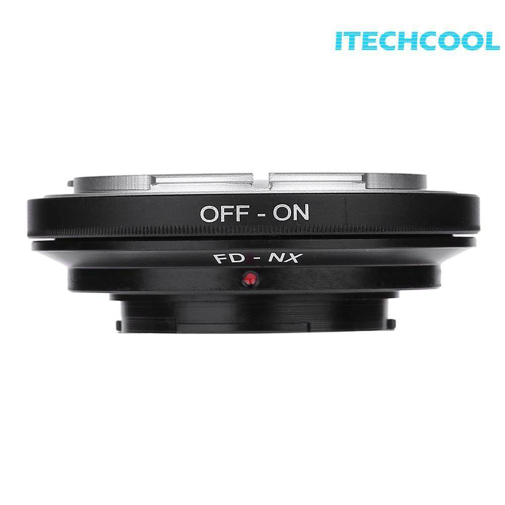 1Pc FD-NX Camera Adapter Ring for Canon FD Lens to for Samsung NX5 NX10 NX100 NX200