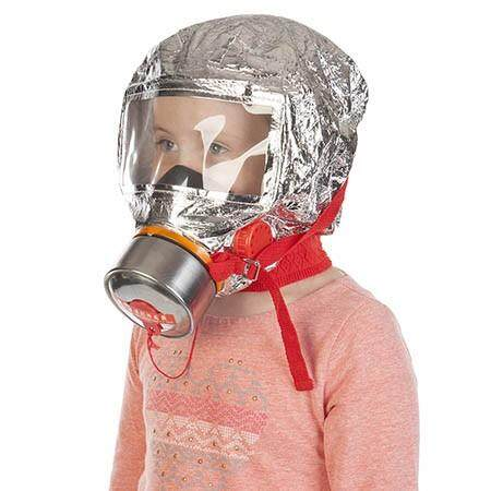 Fire Emergency Escape Full Face Mask
