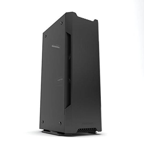 [From.USA]Phanteks Evolv Shift Mini ITX Case Small Footprint Multiple Orientations 360-Degrees of Accessibility Vertical Airflow Cases PH-ES217E_BK Black B07499S2Y1 Malaysia