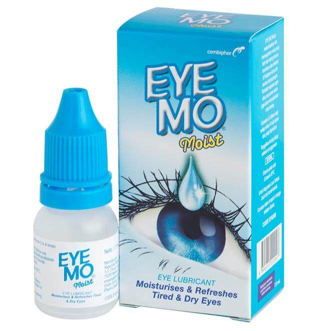 EYE MO MOIST 15ML(MOISTURISES & REFRESHES TIRED & DRY EYES)