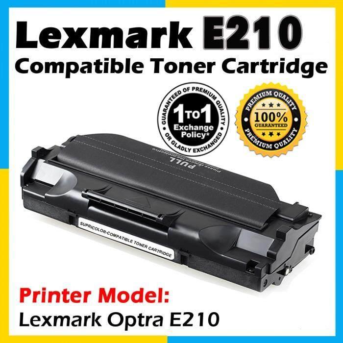 LEXMARK 210 / E210 / 10S0150 / 10S0063 High Quality & High Yield Compatible Laser Toner Cartridge For Lexmark Optra E210 Printer Toner