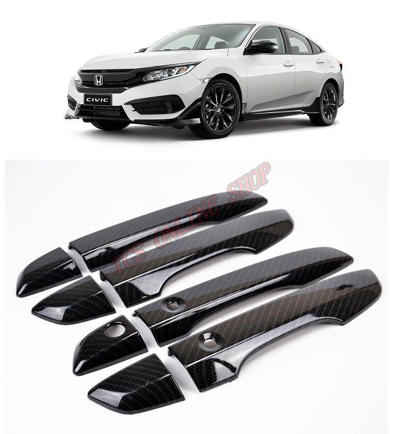 Features Honda Civic Fc 2016 2017 2018 Door Handle Cover Malaysia