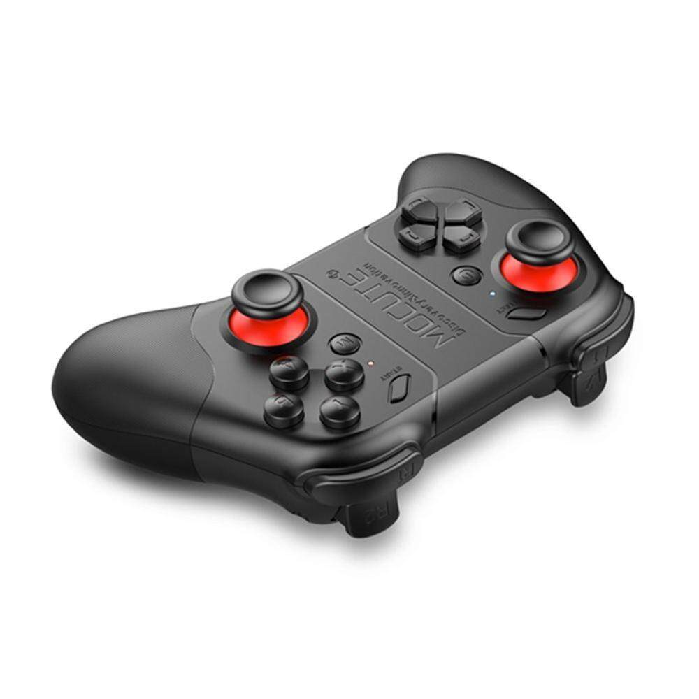... Yuero Mocute 053 Bluetooth Wireless Game Controller Gamepad Joystick Android/IOS with PHONE HOLDER PC
