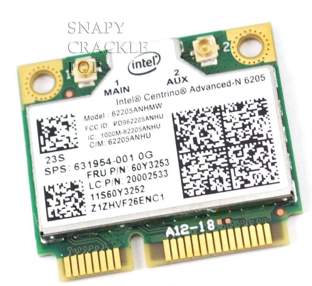 FOR IBM Lenovo Thinkpad Wireless N Dual Band Card L530 W530 X130e X131e X230 E230t - intl