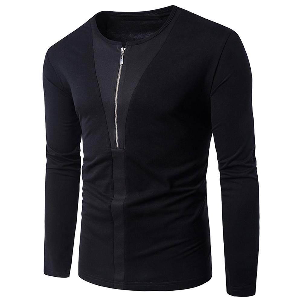 Katun Putih Lengan Pendek T Shirt Baru Kemeja Polo Daftar Baju Kasual Pria Abu Sht 776 Modis Kepribadian Ramping Panjang Blus Atasan Internasional
