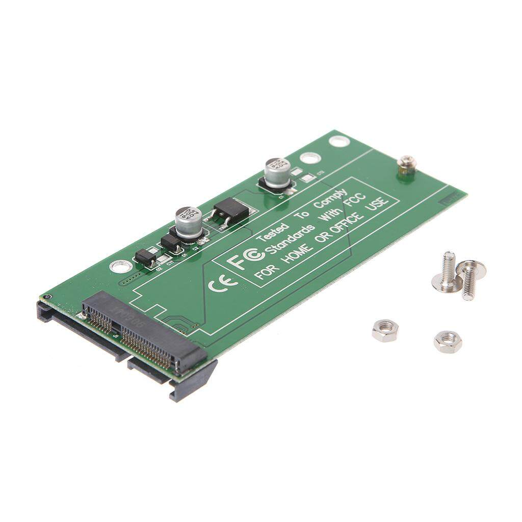 Buy Sell Cheapest Asus Ux31 Ux21 Best Quality Product Deals Msata Ssd To Sata 22 Pin Adapter Card Converter For Xm11 Conversion Module Board