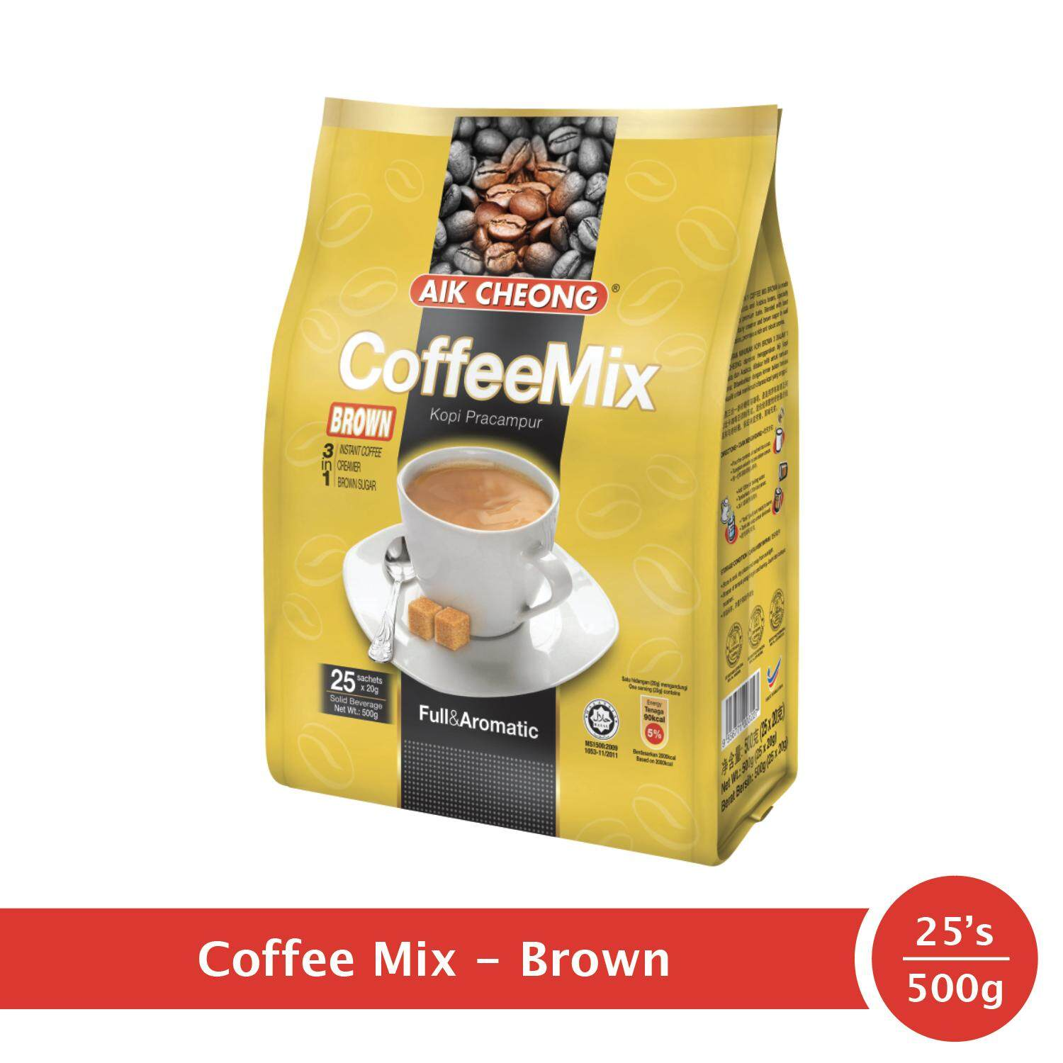Aik Cheong Coffee Mix - Brown